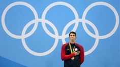 Sports world congratulates Michael Phelps on storied Olympic career