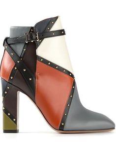 Valentino Garavani Ankle Boots - Biondini Paris - Farfetch.com
