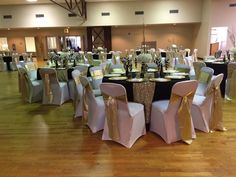 Linen Rental Pricing Houston for tablecloths and chair covers rentals Purple Blush, Purple Satin, Blush And Gold, Pink Blue, Chair Ties, Chair Sashes, Mint Table, Chair Cover Rentals, Round Table Covers