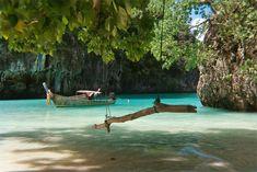 Loh Samah Bay, Phi Phi Ley http://www.visit-phiphi.com/phi-phi-leh.html