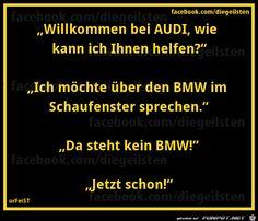 lustiges Bild 'diegeilsten Audi BMW.png' von Torsten-ohne-H. Eine von 11217 Dateien in der Kategorie 'klasse Sprüche und Witze' auf FUNPOT.