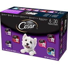 Cesar Canine Cuisine Wet Dog Food, Variety Pack ( 3.5 oz., 30 ct.) @@@ You can visit the image link more details. (This is an affiliate link and I receive a commission for the sales)