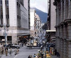 Parliament street, 1946