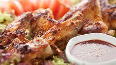Hot BBQ Chicken Recipe - طريقة عمل دجاج حار مشوي