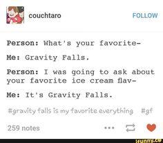 Gravity Falls everything