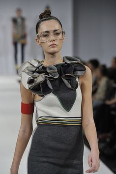 Claire Hartley Graduate Fashion Week