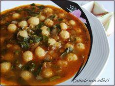 Turkish Recipes, Ethnic Recipes, Eid Food, Cooking Recipes, Healthy Recipes, Turkish Delight, Spinach Recipes, Chana Masala, Cheeseburger Chowder