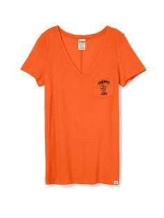 Georgia Bulldogs Nike Women s Arch Mid V-Neck T-Shirt - White -  19.99  7ca84444d