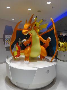 Mega Charizard and Pikachu Pokemon Team, All Pokemon, Pokemon Charizard, Pikachu, Anime Sites, Gamer 4 Life, Childhood Games, Go To Japan, Games