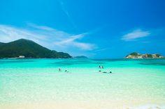 Aharen Beach (Tokashiki Island)  Okinawa  #Japan