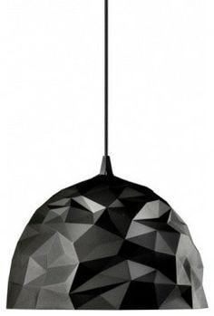 Rock Pendant Lamp - Modern - Pendant Lighting - Interior Deluxe