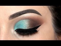 JACLYN HILL X MORPHE PALETTE - Pool Party Mini Eye Makeup Video - YouTube