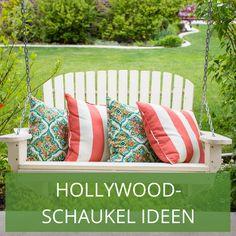 Elegant So Finden Sie Die Richtige Hollywoodschaukel Für Ihren Garten