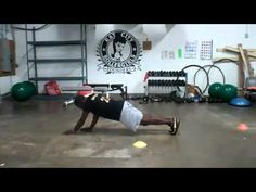 Walk Out and Up = offskates workout for strengthening core and relieving back pain while skating.  with Quadzilla L.K.