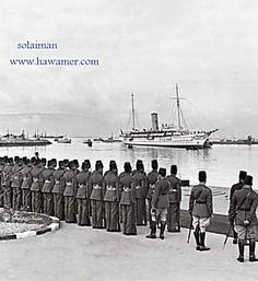 King Abdulaziz Of Saudi Arabia's State Visit to Egypt (A) - Suez In 1946 | by Tulipe Noire