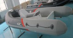 Fiberglass Rib 360A (without console) - Marine Sales Discounts  bow locker with removable cushion foot pump boat cover repair kits