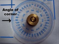 Crown molding angle finder tool - Crown Molding Solutions