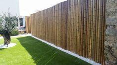 Fabriquer un brise vue en bambou comment bambou et cl ture - Palissade en bambou comment fabriquer un brise vue ...