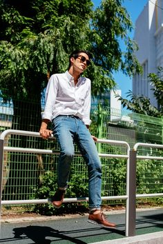 Kim Myungjun #style #casual #daily #kfashion #look