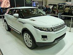 2012 Range Rover Evoque Coupe