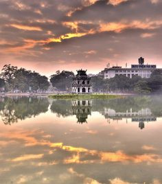 Hanoi, Vietnam ~ thanks for looking so good.