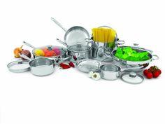 Wolfgang Puck 14-Piece Cookware Set Wolfgang Puck http://www.amazon.com/dp/B0041O46CO/ref=cm_sw_r_pi_dp_Ah3Mtb0N5EAGZRG3