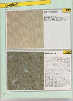 lo spazio di lilla: Collezione punti ai ferri 28 / Knitting stitches collection 28