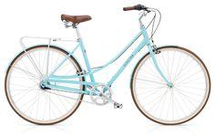Electra Loft - Women's - Brielle Cyclery - Trek Bicycle Store of Middletown Electra Bicycles, Electra Bike, Bicycle Store, Steel Rims, Loft, Bike Path, Commuter Bike, Bike Reviews, Bike Accessories