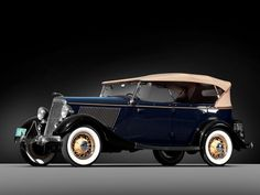 1934 Ford Deluxe Phaeton http://palmcoastford.com/