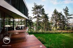 #landscape #architecture #garden #terrace #forest #stairs #resting #place