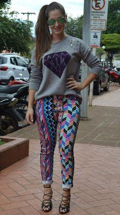 Moda de rua do Blog www.palpitedeluxo.com.br