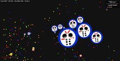 I Playing agario.sx