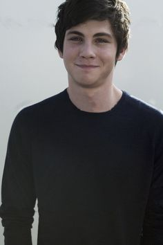 Logan Lerman, how about I marry him, everyone can be jealous, and we can live happily ever after? (;