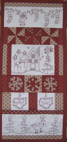 """""""Merry Noel"""" by Fig 'n' Berry Creations - sweet!"""