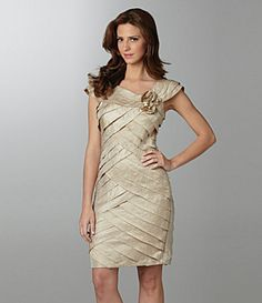 Please let me be able to get this dress! Please let it go on sale! Watching at Macy's.com too! Mother of the Groom :)