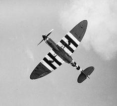 Supermarine Spitfire PR Mark XI, PL775 'A', of No. 541 Squadron RAF based at Benson