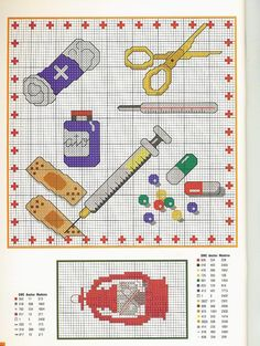 Single Patterns Cross Stitch (page 499) | Learning manuals is easy.
