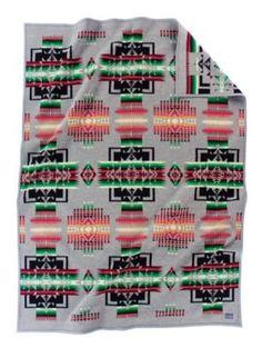 Pendleton Chief Joseph Crib Blanket - Charcoal Pendleton Woolen Mills http://www.amazon.com/dp/B00CPRV5UA/ref=cm_sw_r_pi_dp_54rBub1EW77Y2