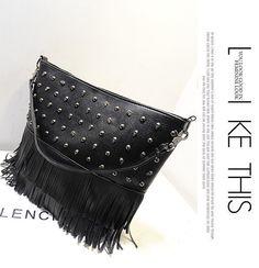 Tas import C022 Black Material: PU leather Size:38x30 IDR:134.000