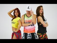 Daddy Yankee - Hula Hoop | Zumba Fitness - YouTube