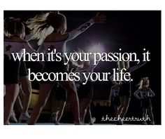 When it's your passion, it becomes your life. #BeEpic