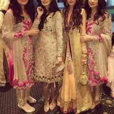 Like the one dress, frock style Pakistani Formal Dresses, Pakistani Outfits, Indian Dresses, Indian Outfits, Pakistani Couture, Classy Outfits, Beautiful Outfits, Formal Outfits, Formal Wear