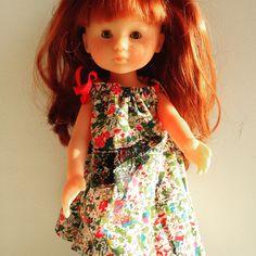 Petite robe DIY avec robe Charlotte La cerise sur le gâteau