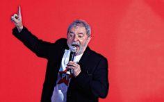 """""""Janot teria tomado no cu"""" diz Lula sobre procurador-geral"""