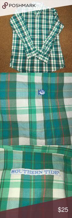 Southern Tide sport shirt Southern Tide sport shirt Southern Tide Shirts Casual Button Down Shirts