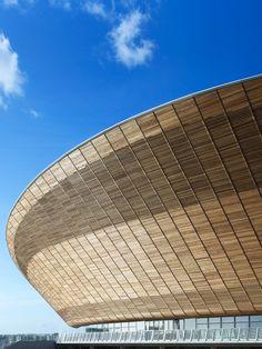 London 2012 Olympic Velodrome by Hopkins Architects, London, United Kingdom