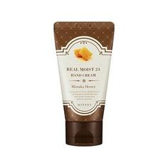 Buy Missha Real Moist 24 Hand Cream (Manuka Honey) at YesStyle.com! Quality products at remarkable prices. FREE WORLDWIDE SHIPPING on orders over US$35.