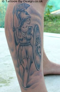 athena tattoo - Bing Images