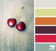 Cherry palatte