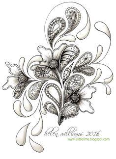 Paisley Bouquet                                                                                                                                                                                 More